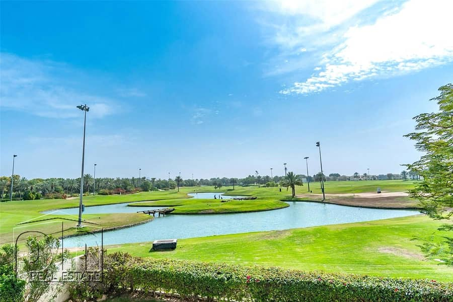 Golf Course View - Type 11