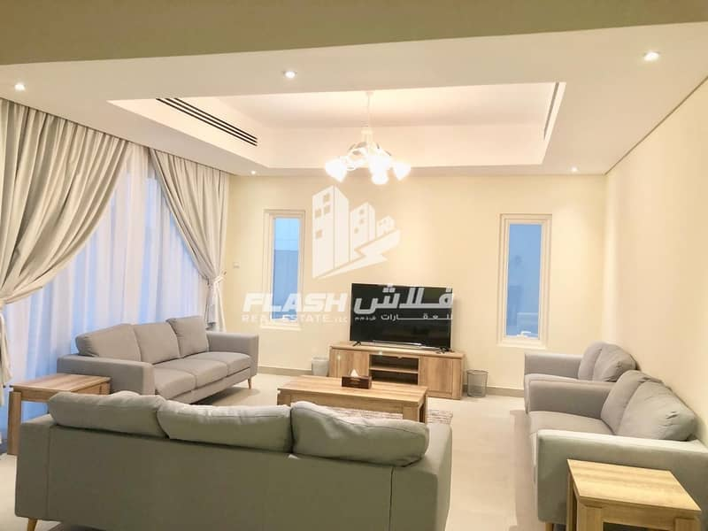 BRAND NEW FULLY FURNISHED I FREE SERVICE CHARGES