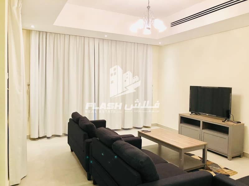 2 BRAND NEW FULLY FURNISHED I FREE SERVICE CHARGES