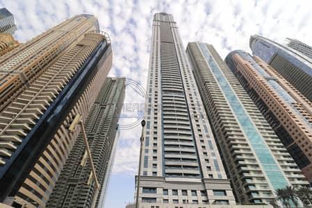 فلیٹ 2 غرفة نوم للبيع في دبي مارينا، دبي - Spacious 2 Bedroom with Partial Sea View