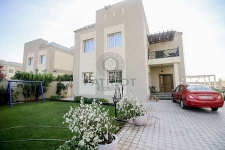 6 Bedroom Villa for Rent in Wadi Al Safa 2, Dubai - Biggest  Plot 6 Bed with Swimming Pool Villa Fully Furnished