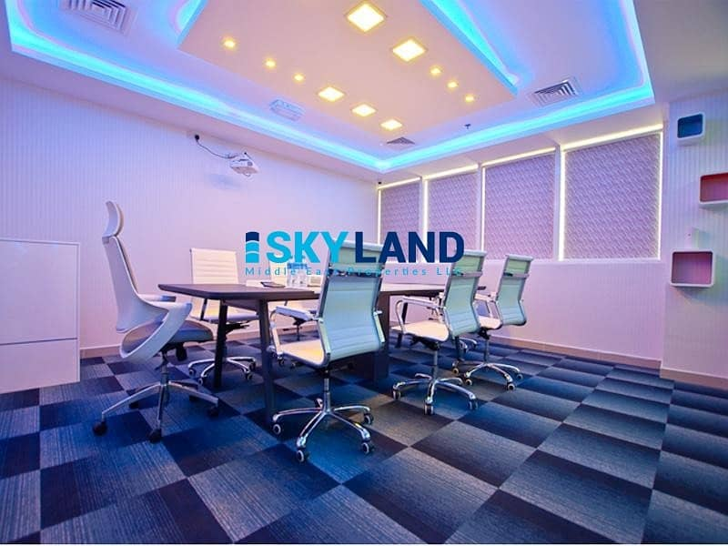 Amazing Offer ! Office for Rent in Mussafah - Hurry Up !