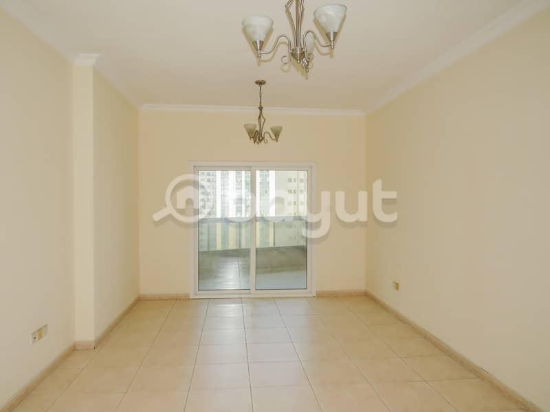 شقة في برج الندى النهدة 2 غرف 42000 درهم - 3007706