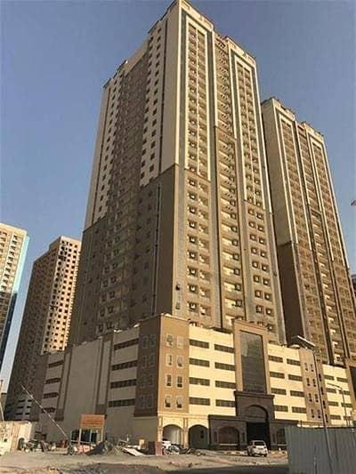 فلیٹ 2 غرفة نوم للبيع في مدينة الإمارات، عجمان - 2BHK للبيع رخيصة وبناء العلامة التجارية الجديدة