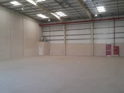 Warehouse for Rent in Industrial Area, Sharjah - 5100 sqft/26 KW Power/New/Sprinkler !!