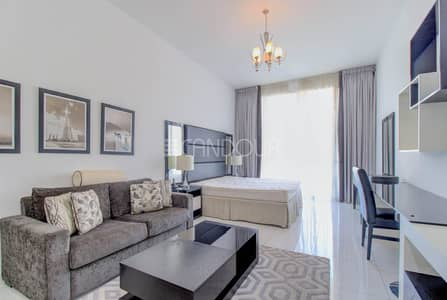Studio for Rent in Dubai Sports City, Dubai - Fully High End Furnished | Well Maintained Studio