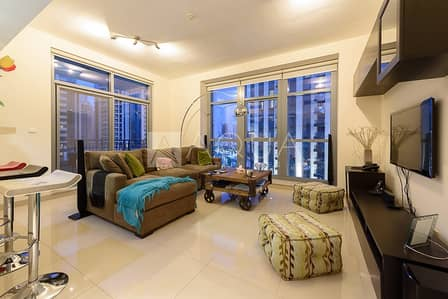 2 Bedroom Flat for Sale in Downtown Dubai, Dubai - Boulevard View | Vacant Upon Transfer| 2 Bed