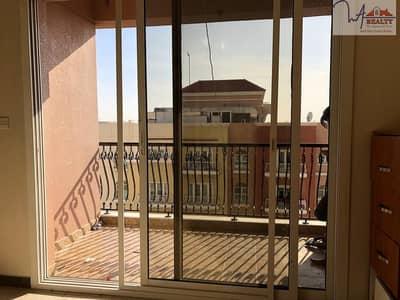 شقة 1 غرفة نوم للايجار في المدينة العالمية، دبي - Stunning one bedroom With Balcony in Indigo Specturm 1 @39k