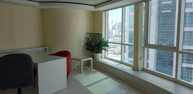 مکتب  للايجار في أبراج بحيرات الجميرا، دبي - مکتب في برج فورتشن أبراج بحيرات الجميرا 60000 درهم - 3869450