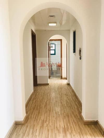 3 Bedroom Flat for Rent in Corniche Road, Abu Dhabi - 3bhk with balcony in khalidiyah-corniche