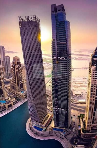 شقة 1 غرفة نوم للبيع في دبي مارينا، دبي - The Best Building!Lowest Price!Luxury Views