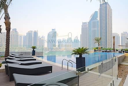 4 Bedroom Flat for Sale in Dubai Marina, Dubai - Sea view. Brand new. 4 BR.