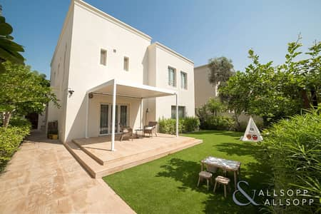 4 Bedroom Villa for Sale in The Lakes, Dubai - Exclusive | Fully Upgraded 4 Bed | Deema 1