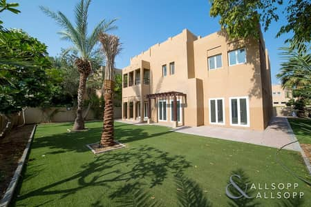 4 Bedroom Villa for Sale in The Lakes, Dubai - 4 Bedrooms | Hattan | Lakes | Vacant Now