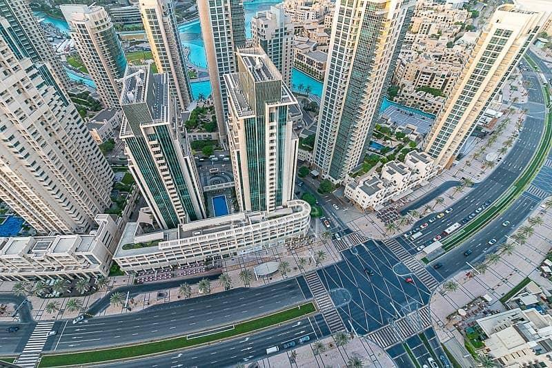 20 High Floor 3Bedroom Plus Maid's Burj View