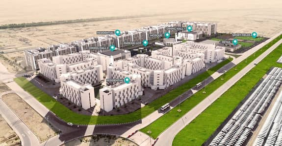 AED 450*/Person All in I Full Building Available I Expo Compliant