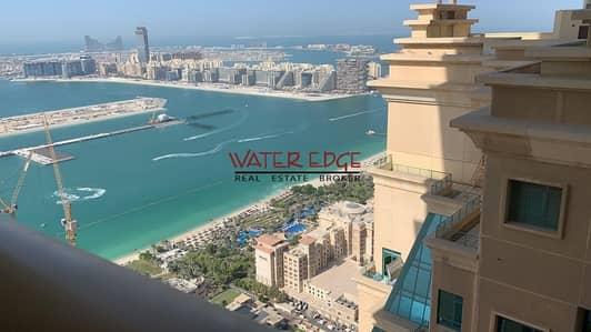 1 Bedroom Flat for Rent in Dubai Marina, Dubai - Partial Sea View I Large I 1.5 bath