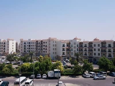 شقة 1 غرفة نوم للايجار في المدينة العالمية، دبي - شقة في طراز اليونان المدينة العالمية 1 غرف 27000 درهم - 4343072