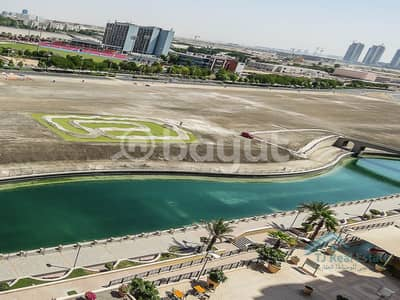1 Bedroom Apartment for Rent in Dubai Sports City, Dubai - CANAL VIEW BRIGHT & SPACIOUS 1BED