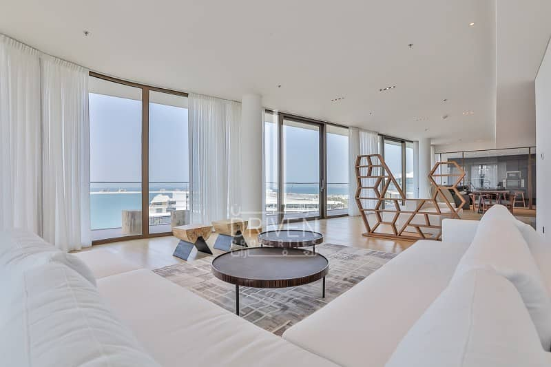 2 Exclusive 4Bed Penthouse|Panoramic View