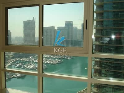 1 Bedroom Flat for Rent in Dubai Marina, Dubai - Marina View I 1 Bedroom I Marina Quay West