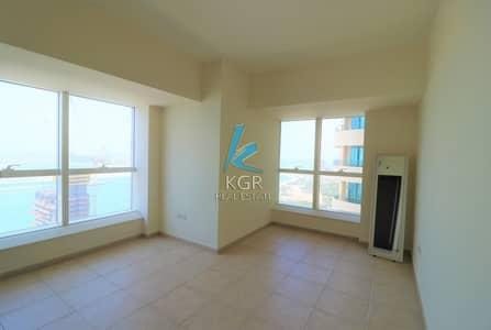 شقة 2 غرفة نوم للبيع في دبي مارينا، دبي - Full Sea View 2 Bedroom in Elite Residence.