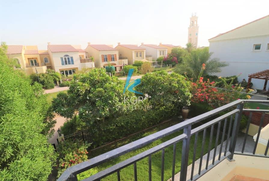 25 Spacious 4 Bedroom Villa in Green Community.
