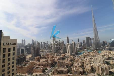 فلیٹ 3 غرفة نوم للايجار في وسط مدينة دبي، دبي - Available for 6 months
