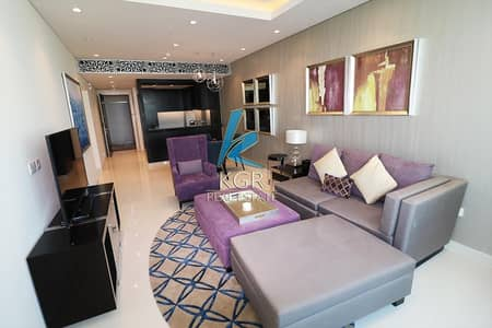 2 Bedroom Apartment for Sale in Downtown Dubai, Dubai - Furnished 2 Beds I Enticing Views I Distinction
