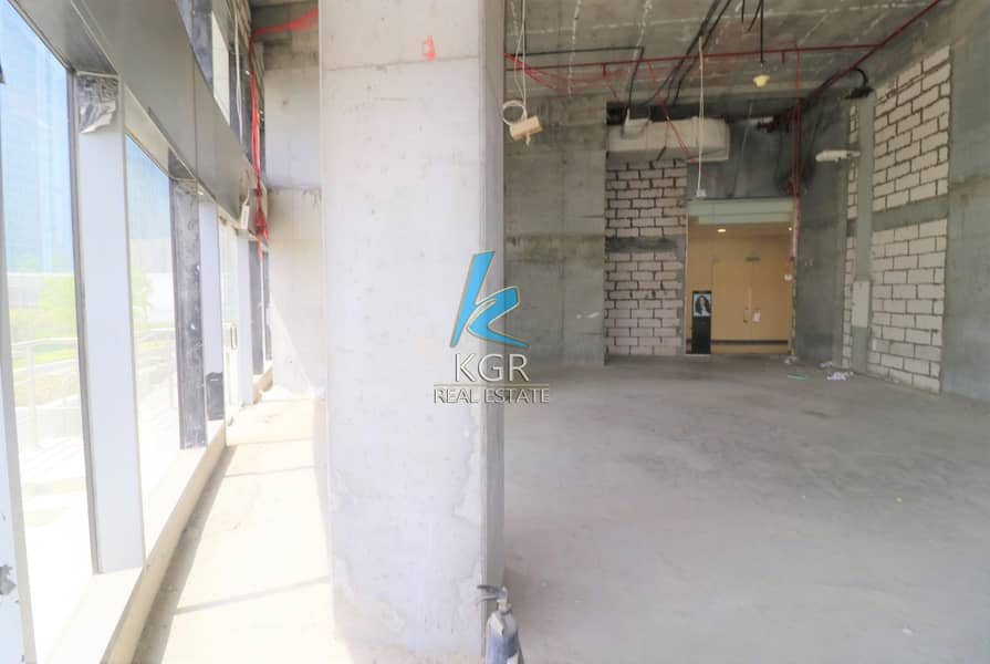 2 Spacious Shell and Core Retail Unit | DIFC