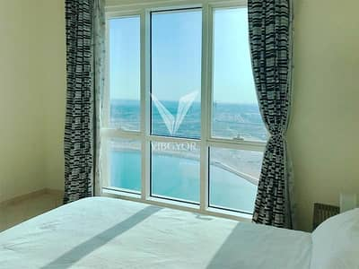 2 Bedroom Flat for Rent in Dubai Production City (IMPZ), Dubai - Lake View - Furnished 2BR- Lago Vista - 12 Cheques