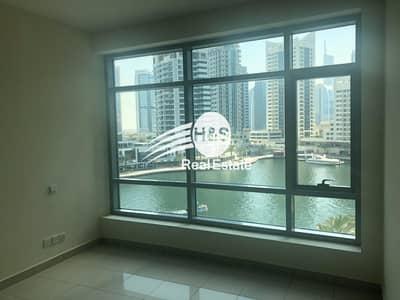 فلیٹ 1 غرفة نوم للايجار في دبي مارينا، دبي - 1 BED | FULL MARINA VIEW