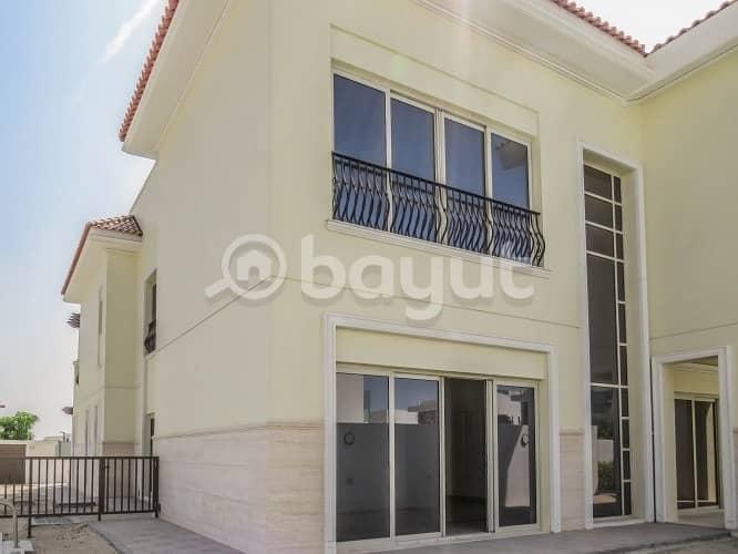 2 4 BR Mediterranean Villa for Rent in District One