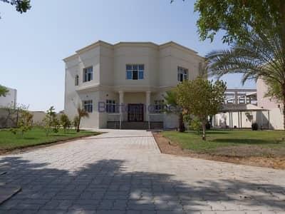 فیلا 5 غرفة نوم للايجار في ند الحمر، دبي - Amazing VillaIFive BedroomsI Huge Garden