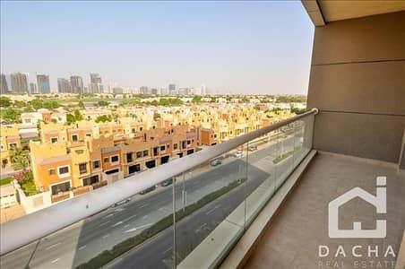 فلیٹ 1 غرفة نوم للايجار في مدينة دبي الرياضية، دبي - 1BR / Full golf course view / Golf View Residence
