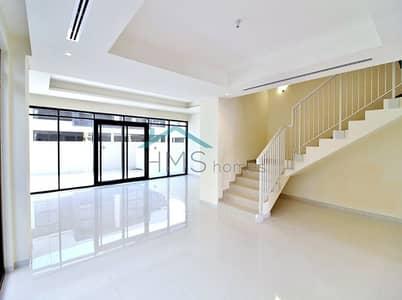 تاون هاوس 3 غرفة نوم للايجار في داماك هيلز (أكويا من داماك)، دبي - VACANT | LARGER PLOT | TYPE TH-L