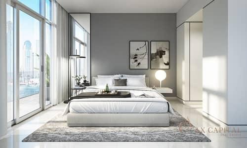شقة 3 غرفة نوم للبيع في دبي هاربور، دبي - SEA-VIEW APARTMENT IN SUNRISE BAY