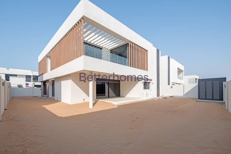 Ready to move in Five bedrooms brand new villa