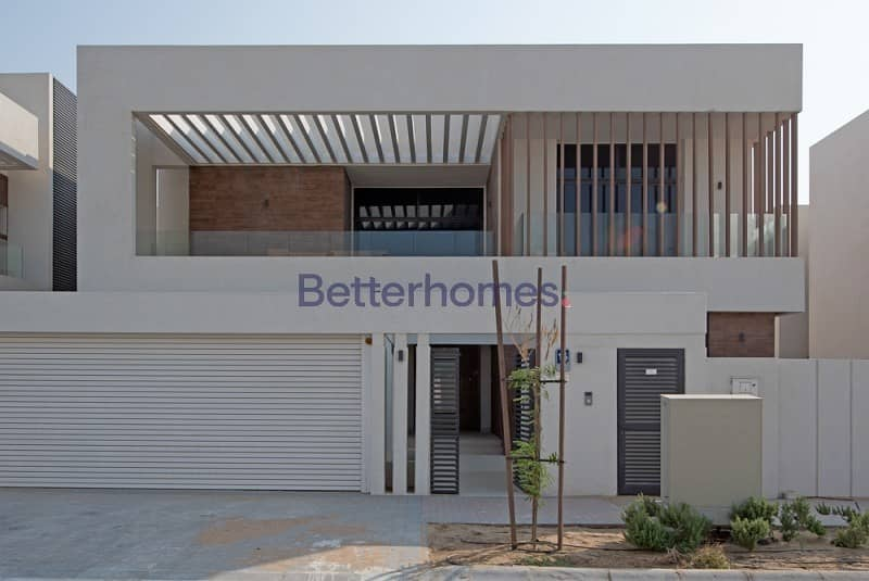 15 Ready to move in Five bedrooms brand new villa