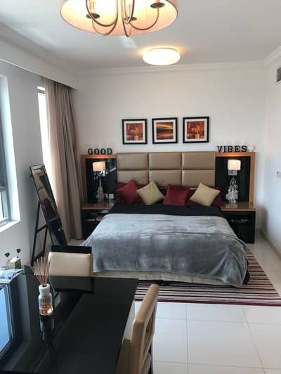 Studio for Sale in Business Bay, Dubai - Capital Bay A | Furnished studio | Rented | Best Price