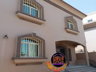 6 Bedroom Villa for Sale in Al Rawda, Ajman - Villa two floors with electricity and air conditioning - freehold for life