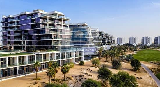 2 Bedroom Flat for Sale in DAMAC Hills (Akoya by DAMAC), Dubai - BIG SAVING  Ready To Move Apartment  with 5% DP- Golf Course View