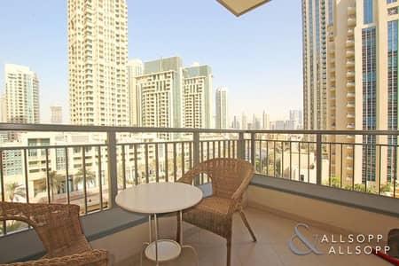 2 Bedroom Flat for Sale in Downtown Dubai, Dubai - 2 Bedroom | Boulevard View | Low Floor