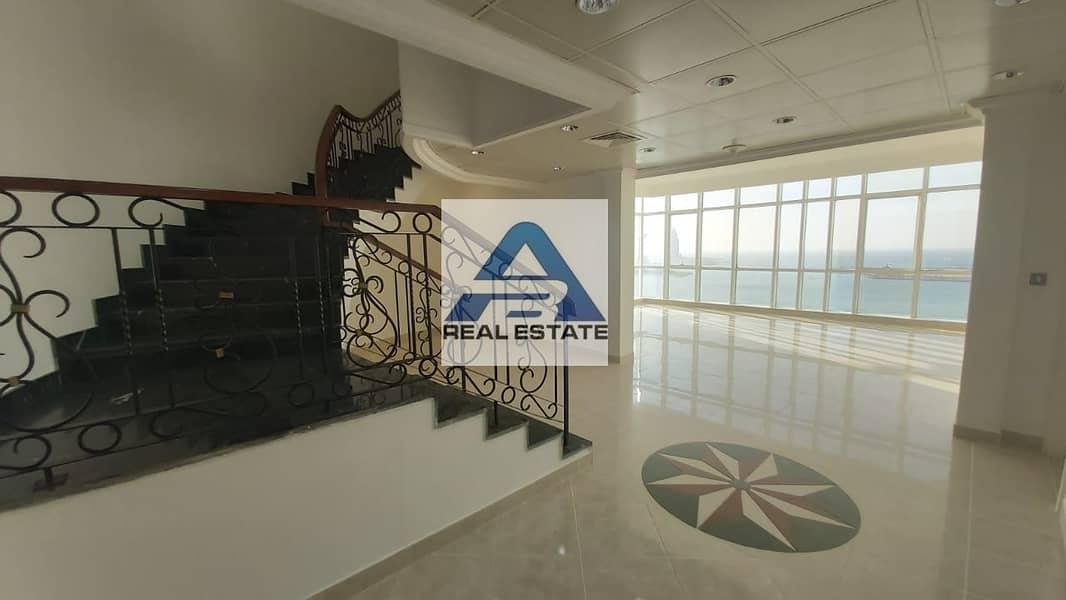 2 Sea View Duplex 4 bhk on Corniche Bay (negotiable)
