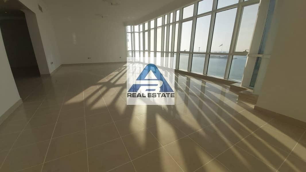 21 Sea View Duplex 4 bhk on Corniche Bay (negotiable)