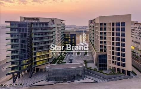 شقة 1 غرفة نوم للايجار في جزيرة السعديات، أبوظبي - STYLISH 1 BEDROOM WITH BALCONY IN PARK VIEW SAADIYAT FOR RENT