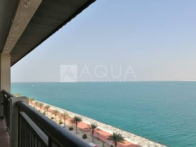 شقة 1 غرفة نوم للبيع في نخلة جميرا، دبي - Upgraded Interior Full Sea View Anantara