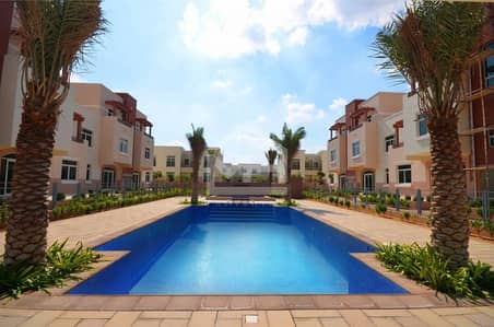 1 Bedroom Apartment for Sale in Al Ghadeer, Abu Dhabi - Corner 1BR