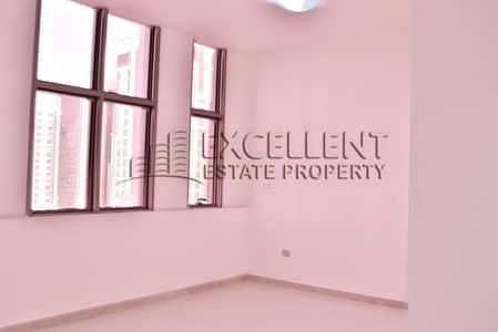 فلیٹ 3 غرفة نوم للايجار في الخالدية، أبوظبي - Prime Condition Spacious Apartment in Khalidiya