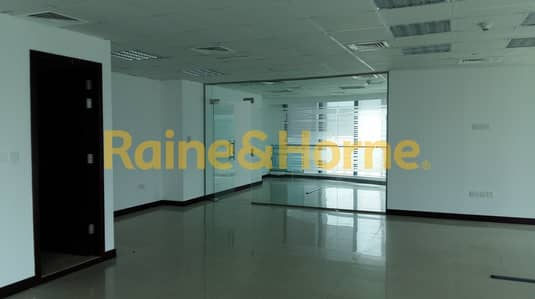 Office for Sale in Jumeirah Lake Towers (JLT), Dubai - Vacant on Transfer | Great Layout | X3 Tower